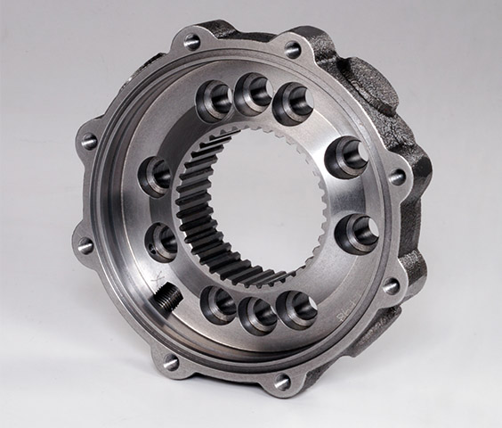 Hydraulic Break Housing Casting Foundries in India