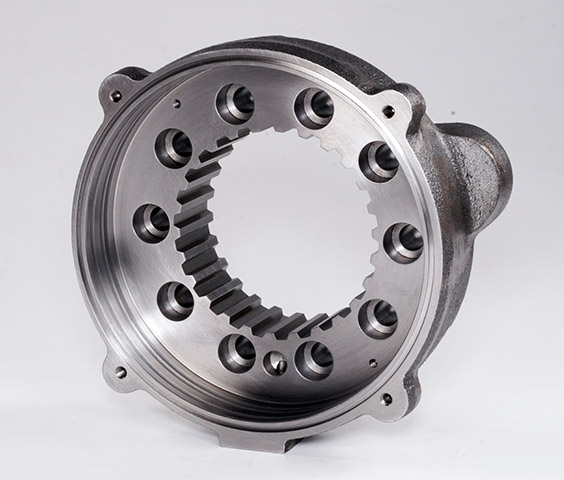 Hydraulic Breake Housing Casting Manufacturers - Bakgiyam Engineering