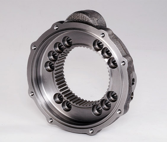Hydraulic Break Housing Casting Manufacturers in USA - Bakgiyam Engineering