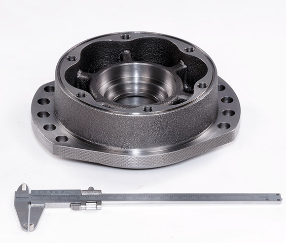 Hydraulic Front Case - Hydraulic Casting Manufacturers