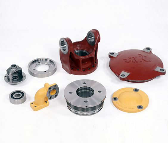 Ductile Iron Casting Manufacturers in USA - Bakgiyam Engineering