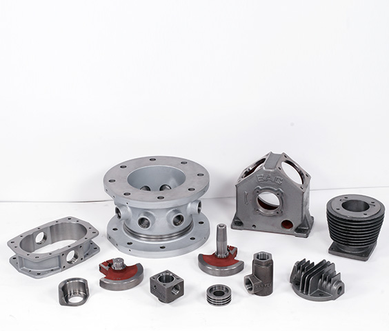 Compressor Casting Parts Suppliers in USA