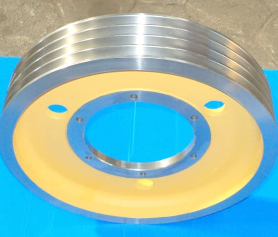 Hub Pulley Casting Manufacturers in USA - Bakgiyam Engineering