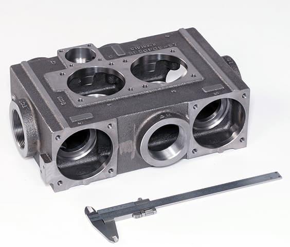 Pump Valve Body Manufacturers in USA - Bakgiyam Engineering