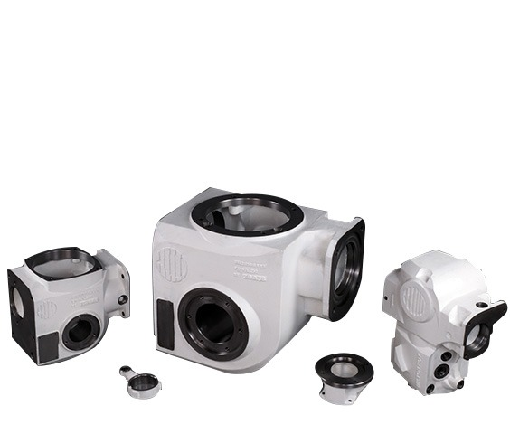 Pumps Casting - SG Iron Casting Manufacturers in Europe