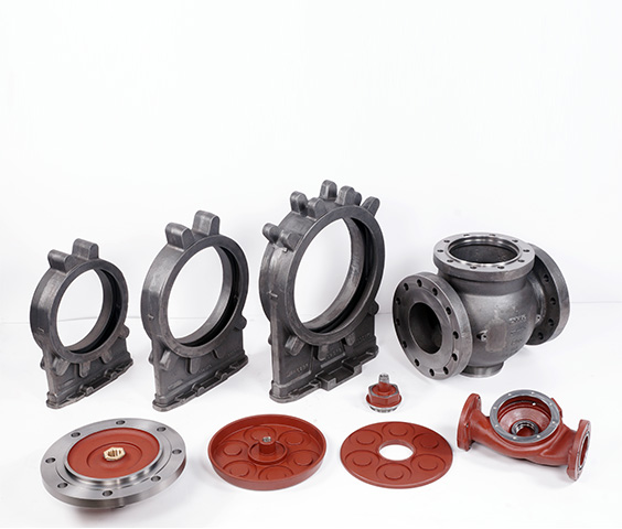 Valves Castings - SG Iron Casting Suppliers in Canada